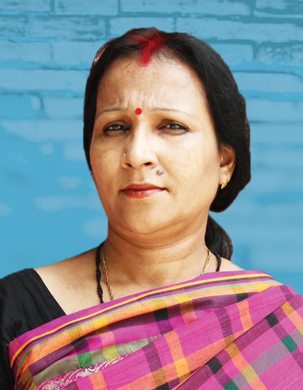 Rakhi Chakraborty
