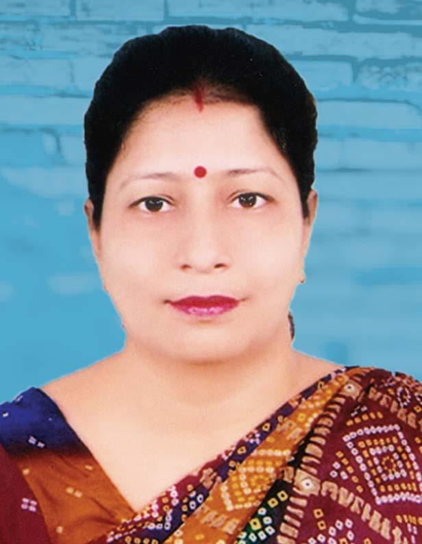 Nibedita Datta