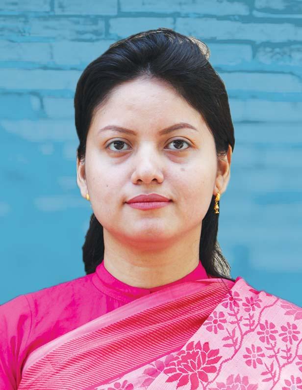 Asmita Talukder